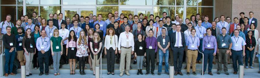 Photo: 2017 HPL Workshop Participants