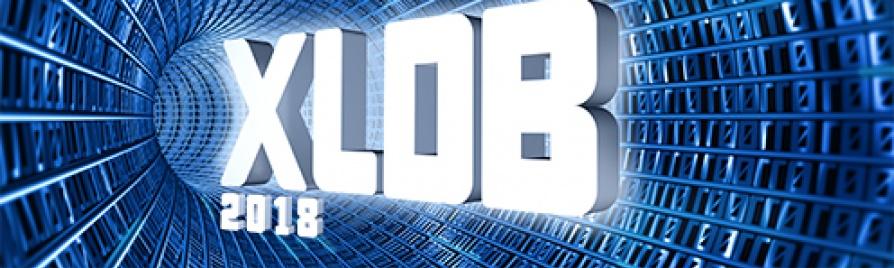 XLDB 2018 logo